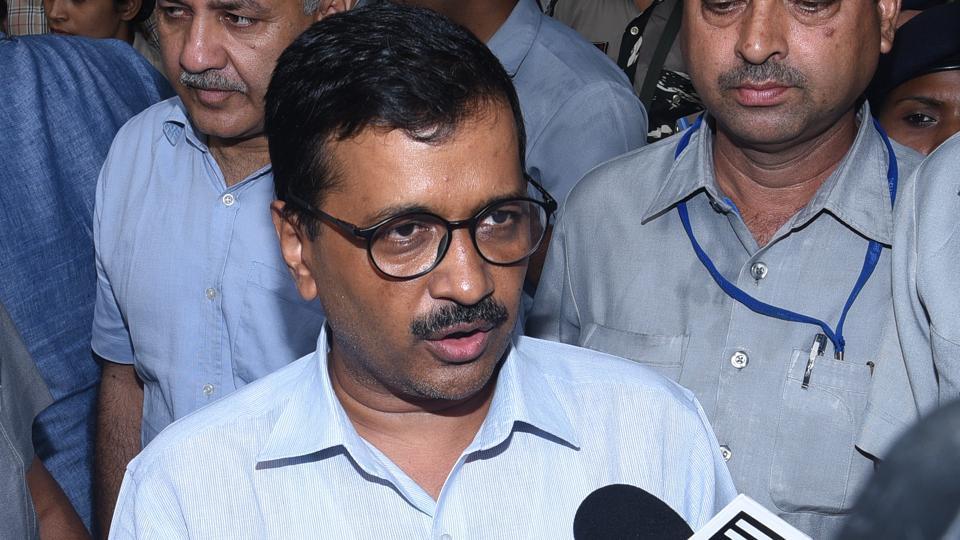 Yogendra YAdav,Arvind Kejriwal,Delhi CM
