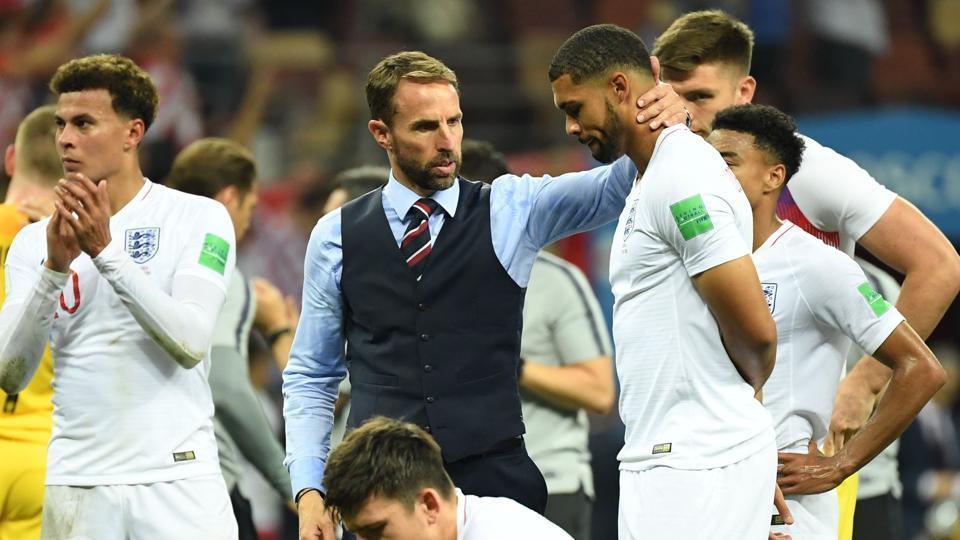 FIFAWorld Cup 2018,England football team,Croatia football team