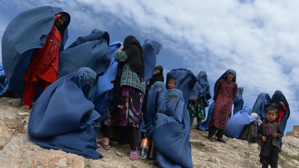 Afghan landslide,Landslide in Afghan village,Afghan landslide kills 10