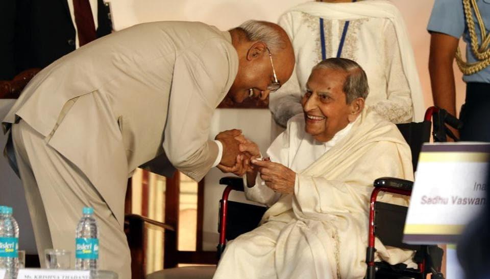 Dada JP Vaswani,Spiritual leader Dada JP Vaswani,Vaswani
