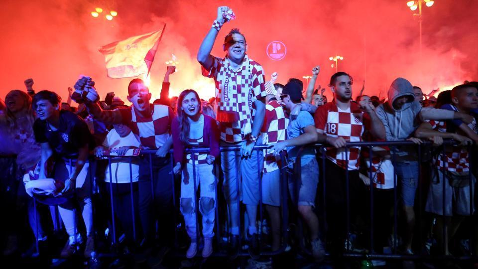 FIFAWorld Cup 2018,Croatia football team,England Football team