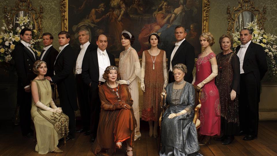 Downton Abbey,Downton Abbey Movie,Crawley Family