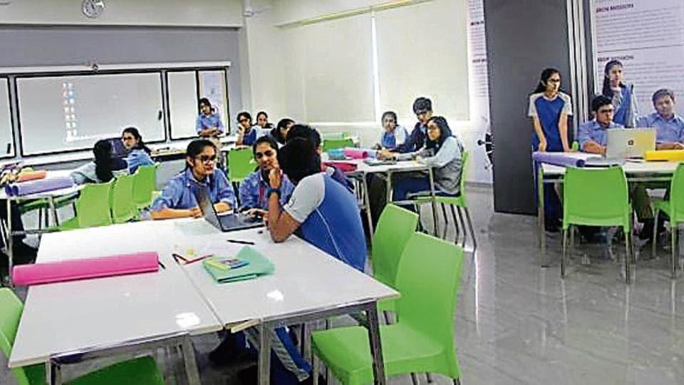 Mumbai school,JBCN International School,Parel teens
