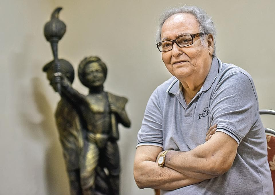 Soumitra Chatterjee,bengali cinema,bengali actor