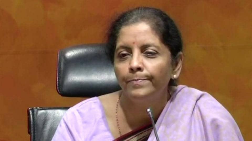Nirmala Sitharaman,Congress,BJP