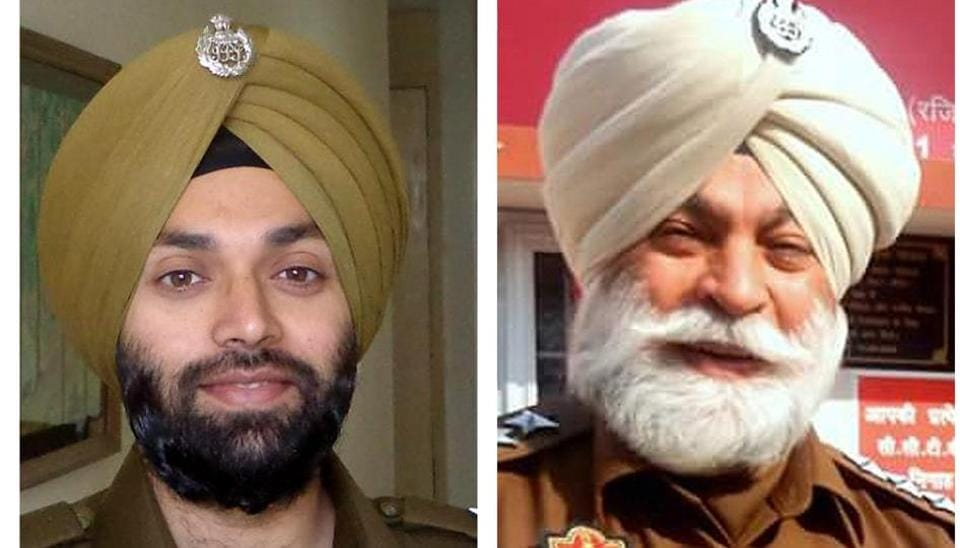 New Bathinda SSP,Nanak Singh,Gurjit Singh Romana