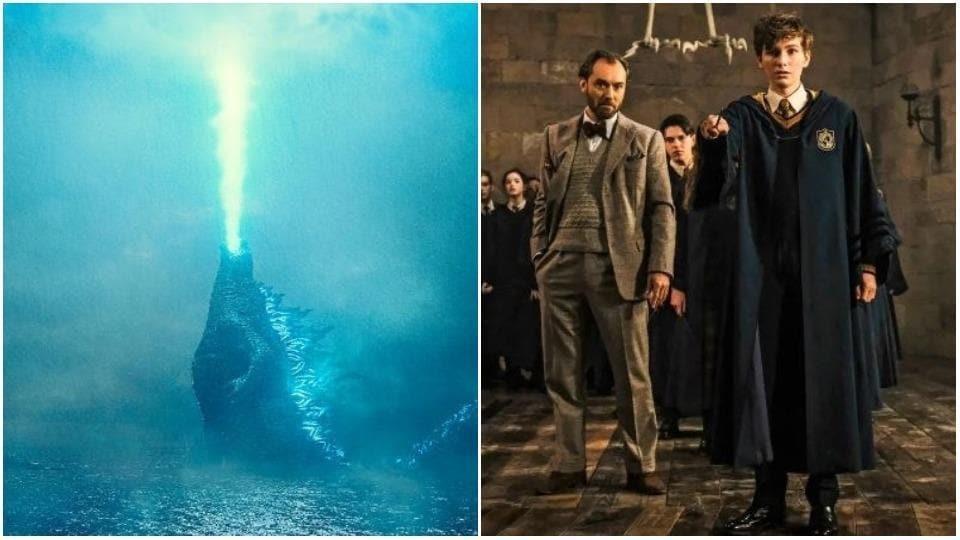 Godzilla,Jude Law,Godzilla: King of the Monsters