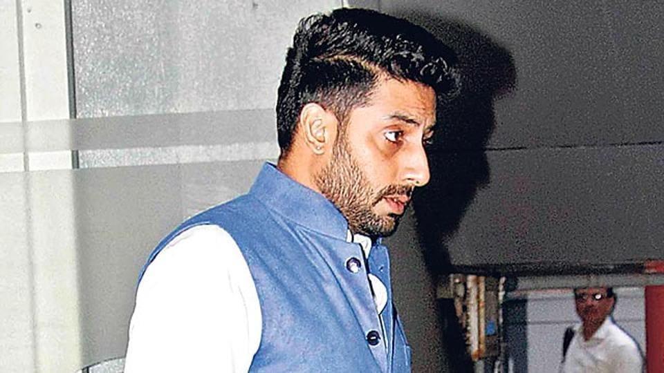 Bollywood,Abhishek Bachchan,Varun Grover
