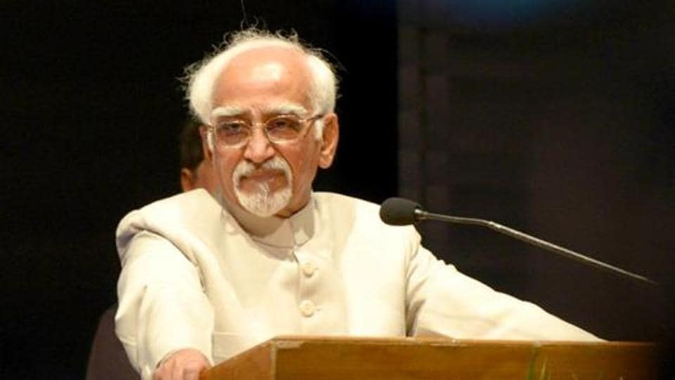Former vice president Hamid Ansari said law recognises that each community can have its own rules.