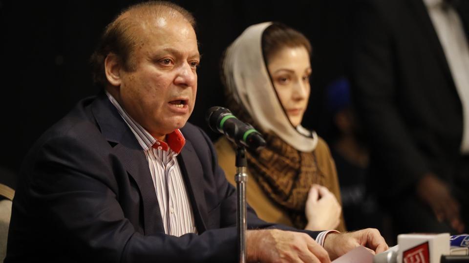 Nawaz Sharif arrest,Kulsoom Nawaz,Nawaz Sharif