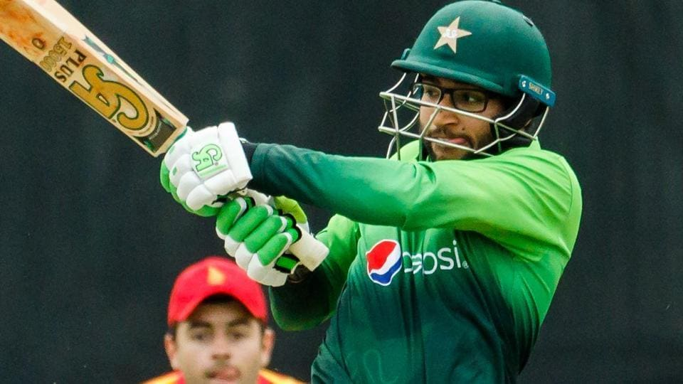 Pakistan thrashes Zimbabwe in 1st ODI by 201 runs, as Imam shines