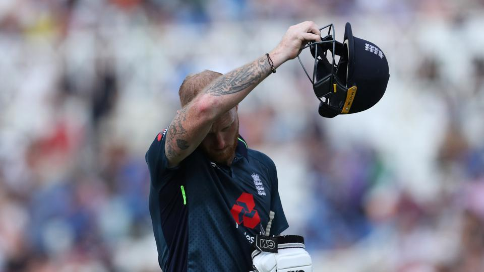 Stokes also scored a fifty but faced 103 balls.  (REUTERS)