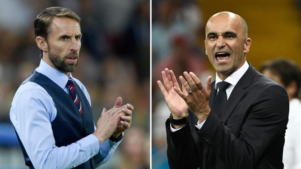 FIFAWorld Cup 2018,World Cup 2018,England vs Belgium
