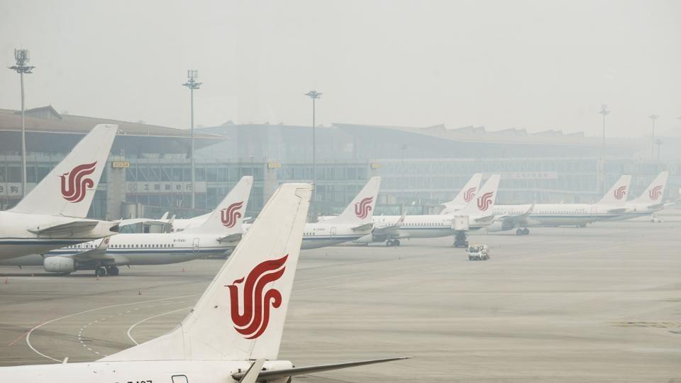 Air China,Vaping,Air China incident