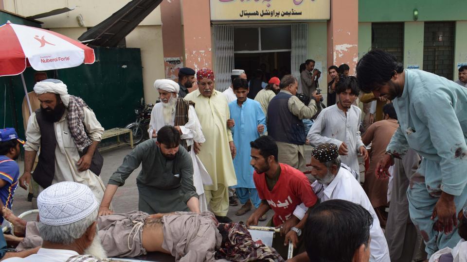 Pakistan bomb blast,Pakistan blast,Suicide bombing Pakistan