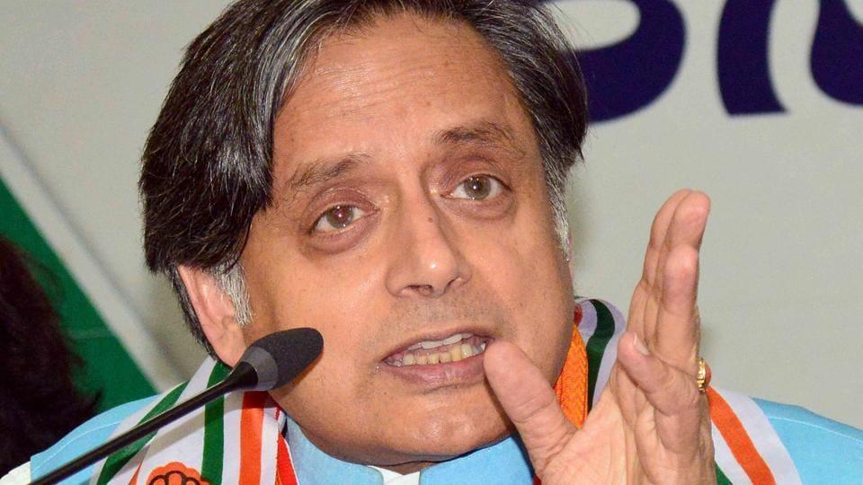 Shashi Tharoor,Hindu Pakistan,Congress