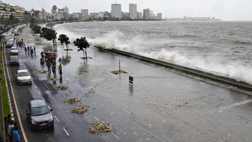 Mumbai monsoon,Mumbai rains,weekend rain