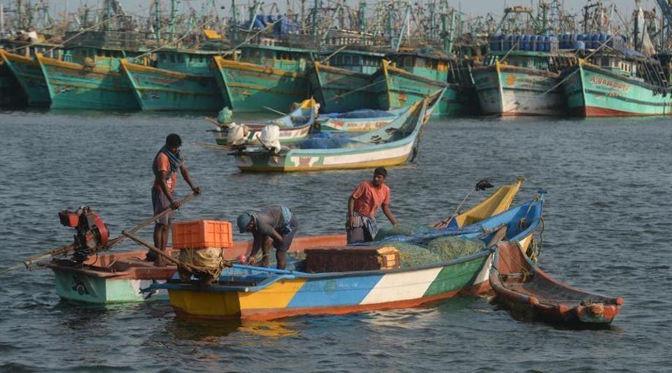 Andhra Pradesh,Tamil Nadu,Fishermen