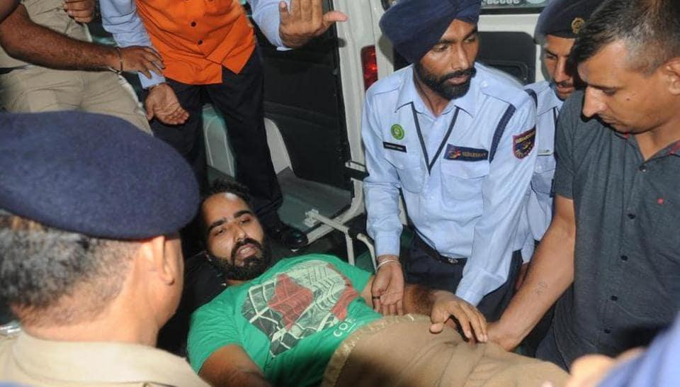 Gangster Dilpreet,Chandigarh news,Chandigarh