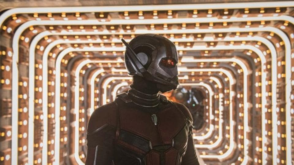 101c15af253 Paul Rudd is as charming as ever in Marvel s Ant-Man and the Wasp