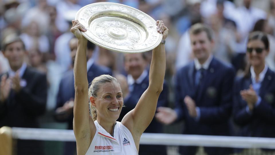 Angelique Kerber,tennis,Serena Williams