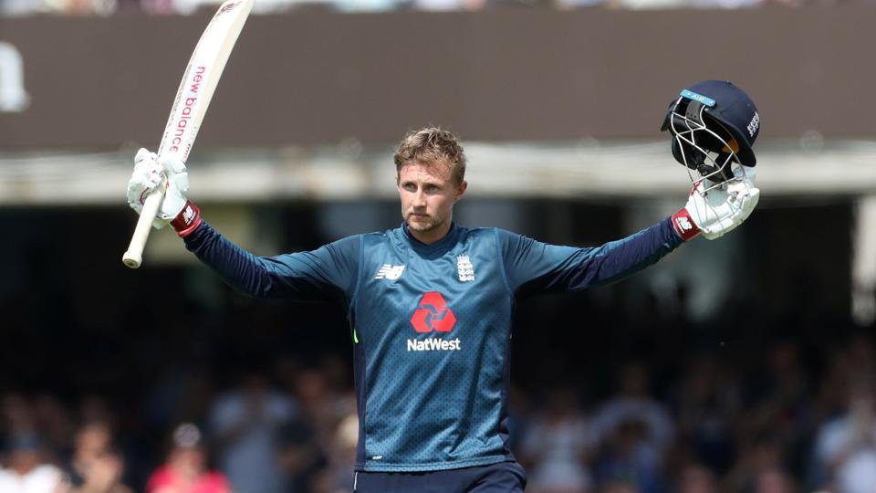 Joe Root scored his 12th ODI hundred against India at Lord's. (Photo - getty)
