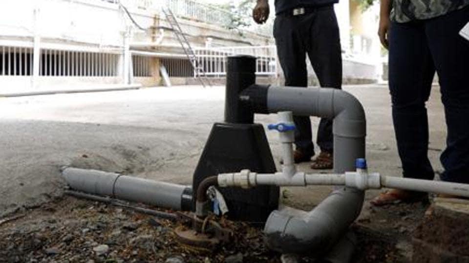 Pune,rainwater,harvesting