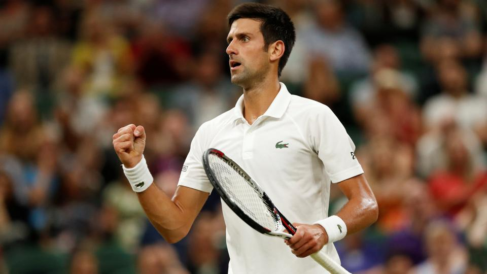 Novak Djokovic,Wimbledon,Rafael Nadal