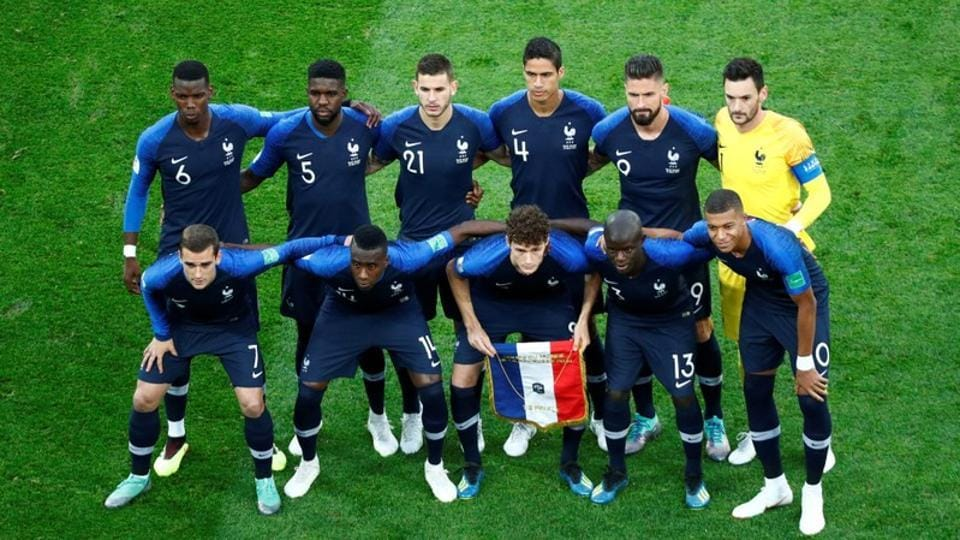 FIFA World Cup 2018,FIFA World Cup 2018 final,France vs Croatia