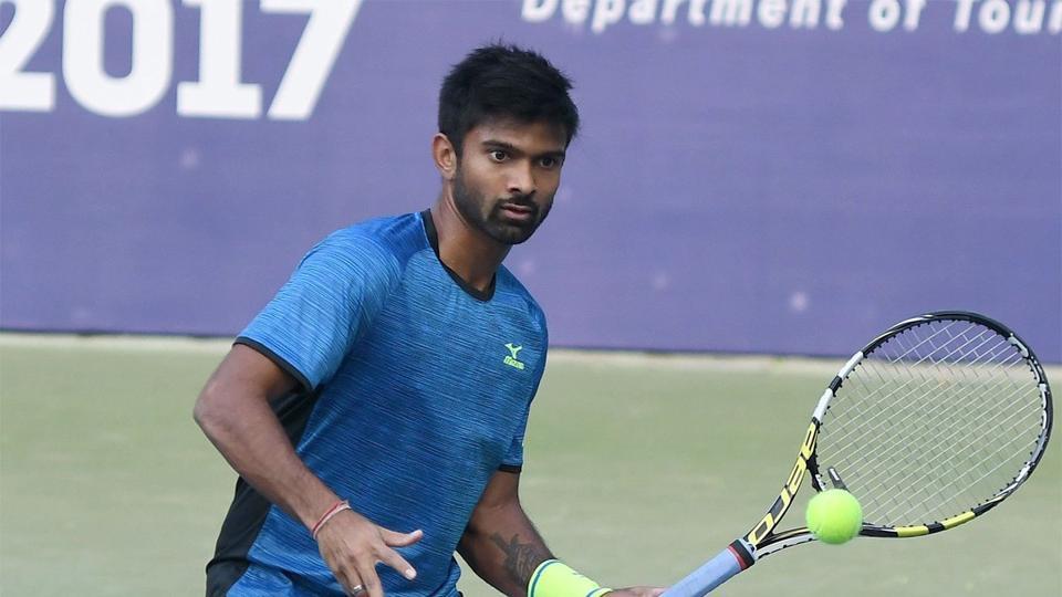 Jeevan Nedunchezhiyan,Tennis,Indian Tennis