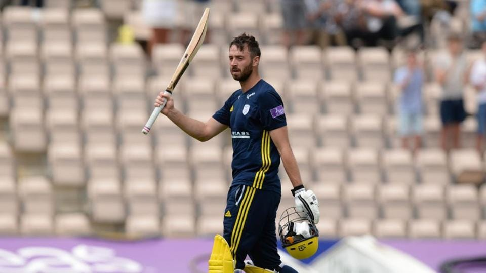 James Vince has represented England in 13 Tests, five ODIs and seven T20Is.