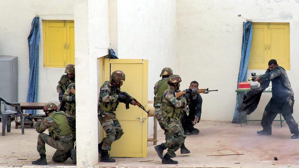 Anti-terror ops,military drill,Russia