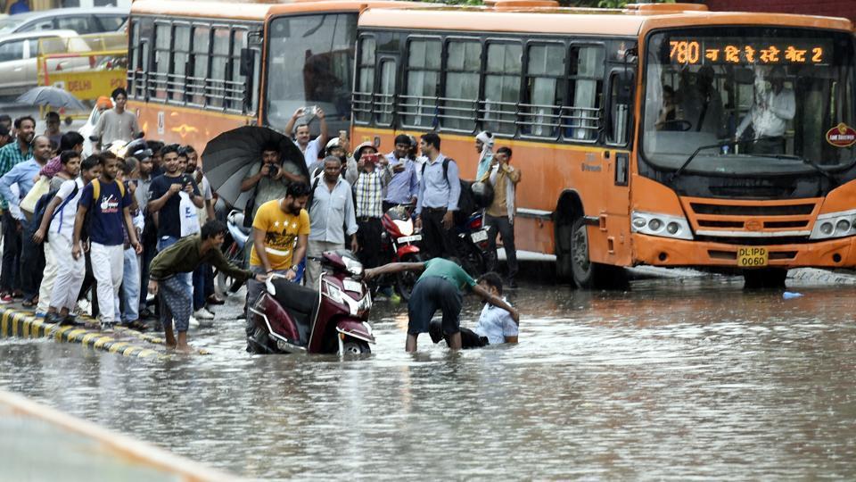 dda,pwd,Delhi rains