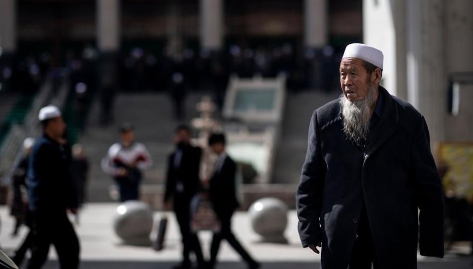 China,Muslims,Linxia