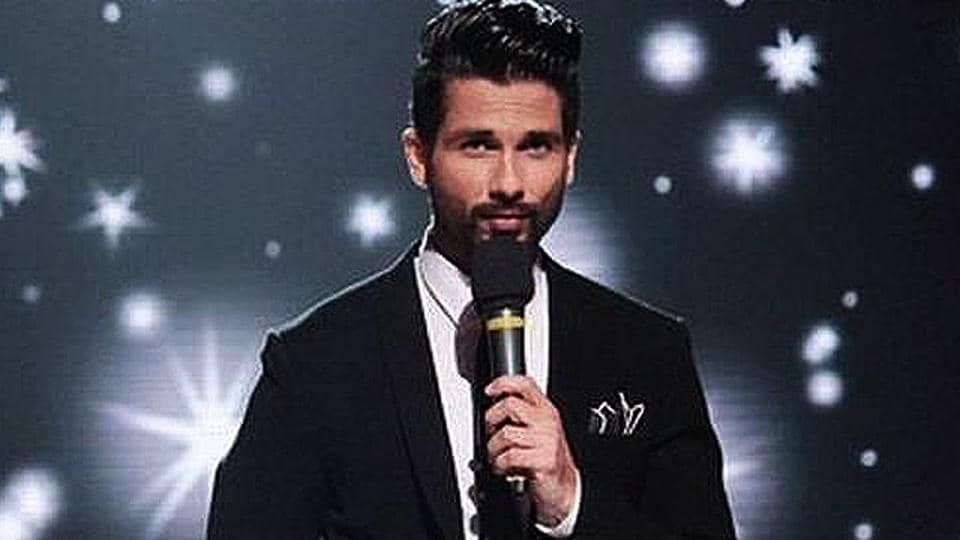 Shahid Kapoor is riding high on the success of Padmaavat.