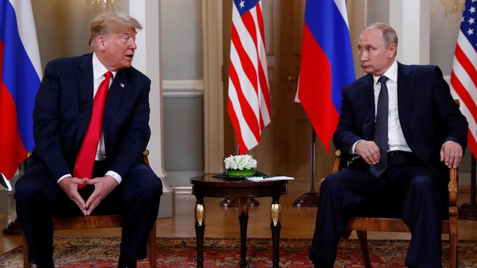The world watches as Trump and Putin meet in Helsinki