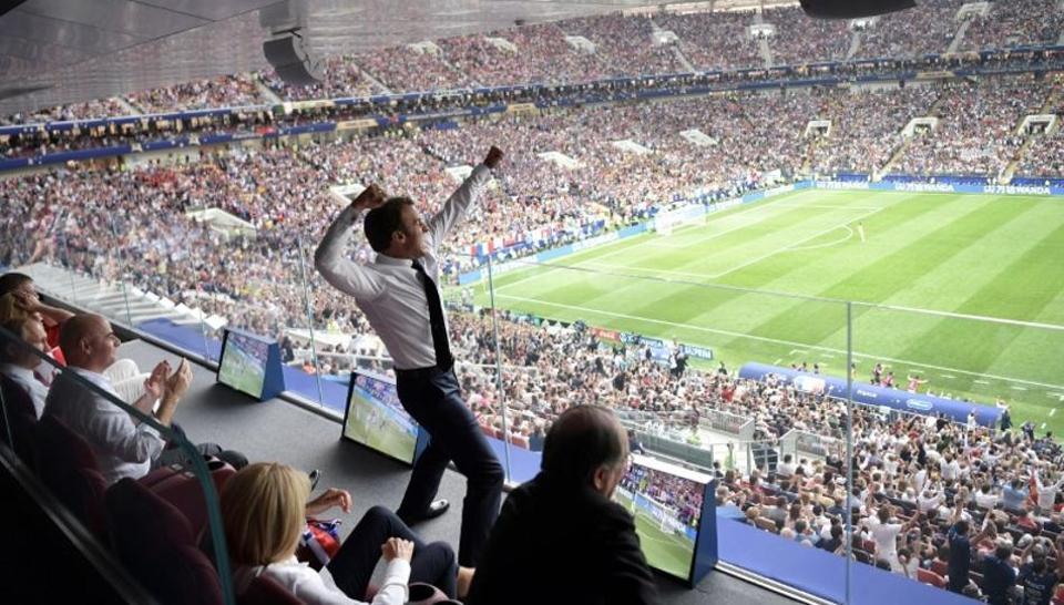 Emmanuel Macron,France President,France