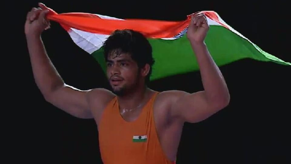 Sajan,Asian wrestling Championships,Aryan Pawar