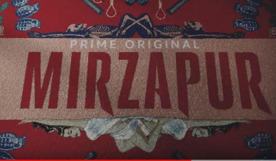 Mirzapur,Mirzapur first look,Shweta Tripathi