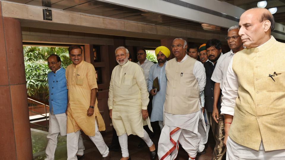 Parliament,monsoon session,Narendra Modi