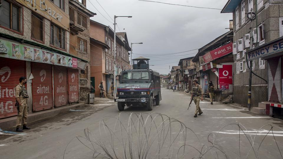 Kashmiri PhD scholar,PhD scholar,PhD scholar writes letter