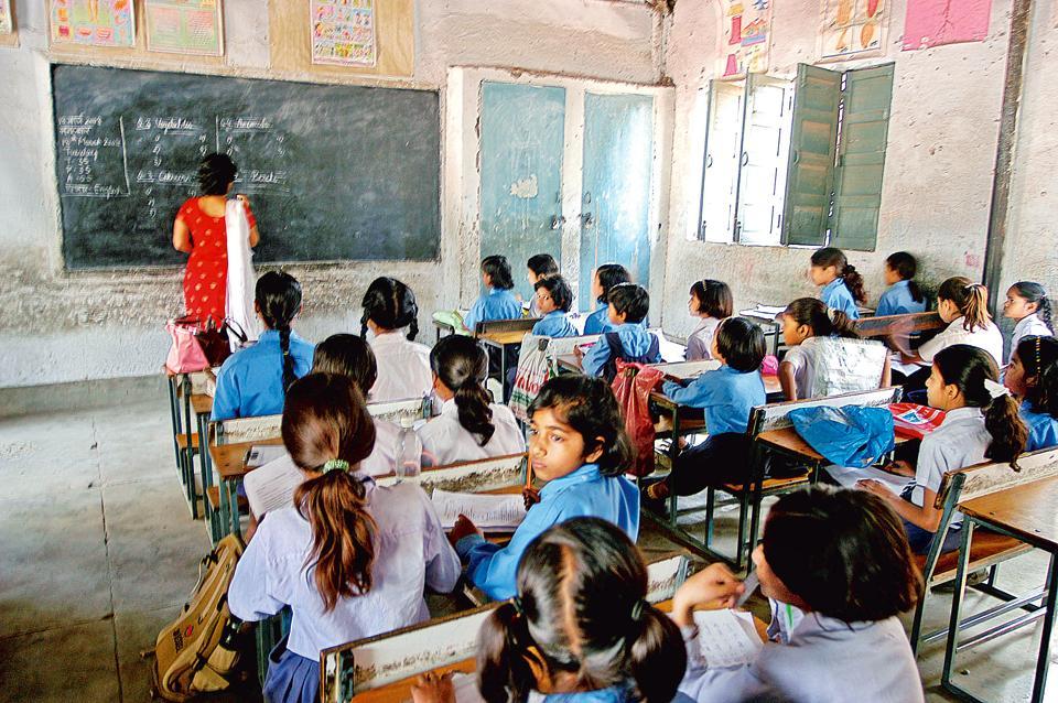 Delhi govt schools,Delhi's education sector,New Class rooms in Delhi govt schools