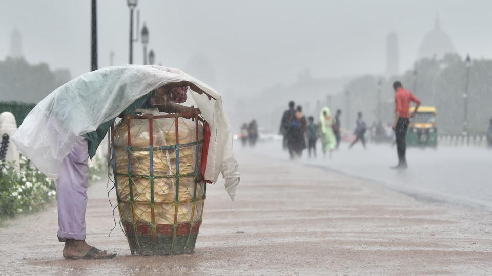 Delhi,Delhi monsoon,Delhi rains