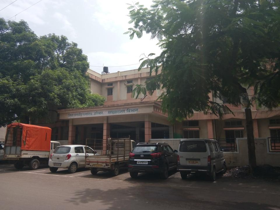 Raigad,Rural healthcare,Alibaug