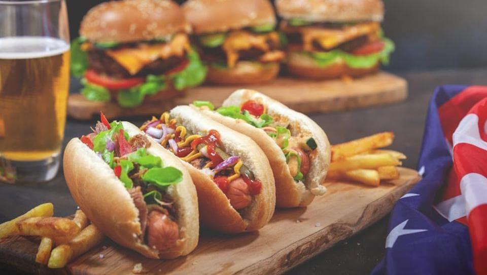Salami,Hot dog,Health