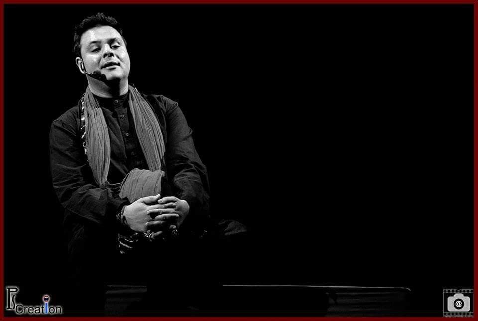 Sujoy Prosad Chatterjee has started a first-of-its-kind arts collective in Kolkata