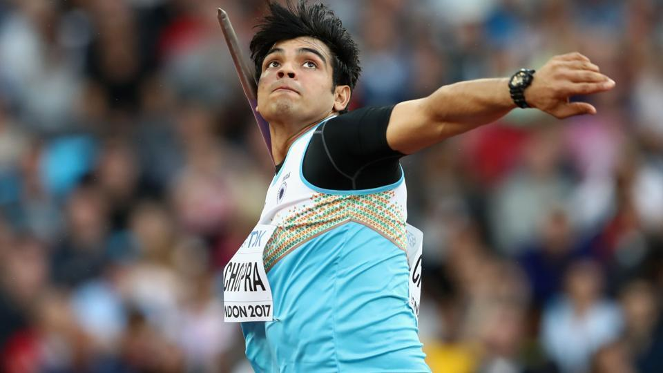 Neeraj Chopra,Javelin,Athletics