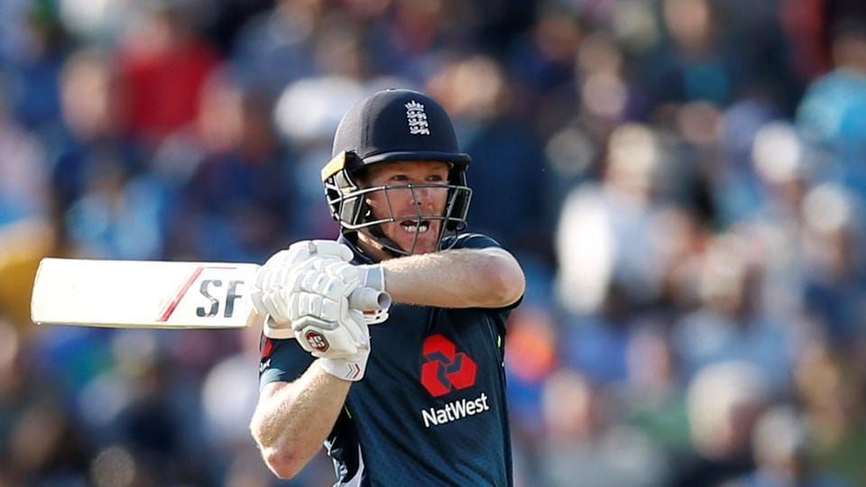 England's Eoin Morgan too was in fine form. (Action Images via Reuters)