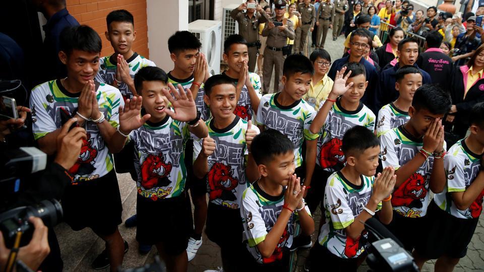 Thai Cave,Thai cave boys,Wild boars