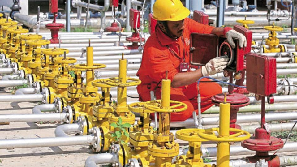 India,oil and gas firms,Oil and Natural Gas Corp